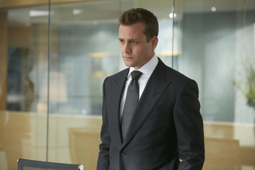 Harvey on the Season 4 Premiere of Suits