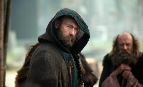 Vikings Interview: Kevin Durand on Playing Harbard, Enchanting the Viking Women