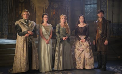 Reign Season Premiere Photos: Court Is In Session