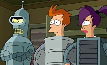 Classic TV Quotes: Futurama Season One