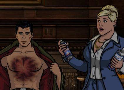 Watch Archer Season 5 Episode 9 Online