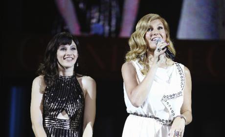 Rayna & Layla - Nashville Season 4 Episode 4