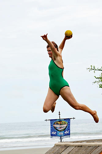 Huge Leap For Jill