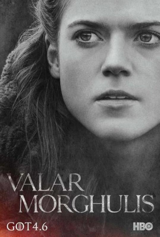 Rose Leslie Game of Thrones Poster