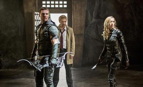 Hark! - Arrow Season 4 Episode 5