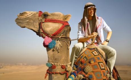 Deeks on a Camel