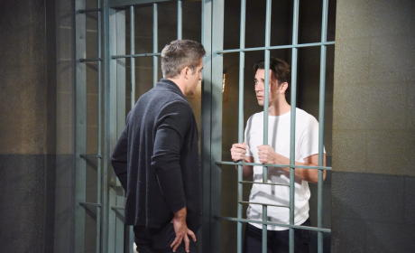 Chad is Exonerated - Days of Our Lives