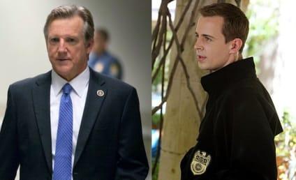 "Jamey Sheridan Cast as ""The Admiral"" on NCIS"