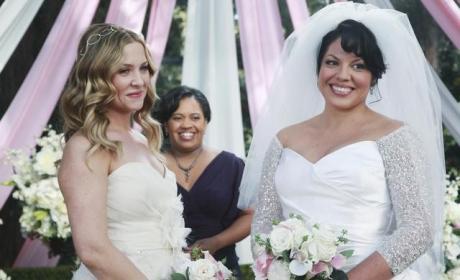 "Grey's Anatomy Review: ""White Wedding"""