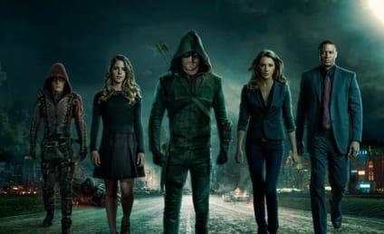 Arrow Season 3 Poster: Who Made the Cut?