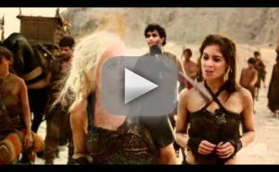 Game of Thrones Season 2 Clip: Daenerys and her Dragon