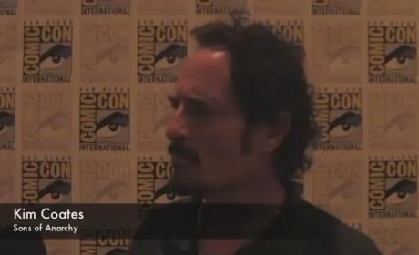 Kim Coates Comic-Con Interview