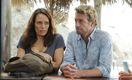 The Mentalist Photo Preview: Two Years Later...