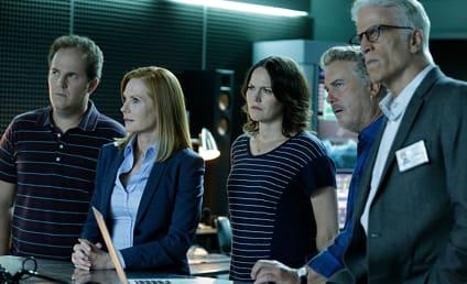 CSI Finale Promo: Look Who's Back!