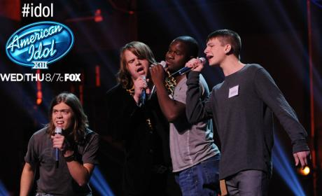 American Idol Group Round