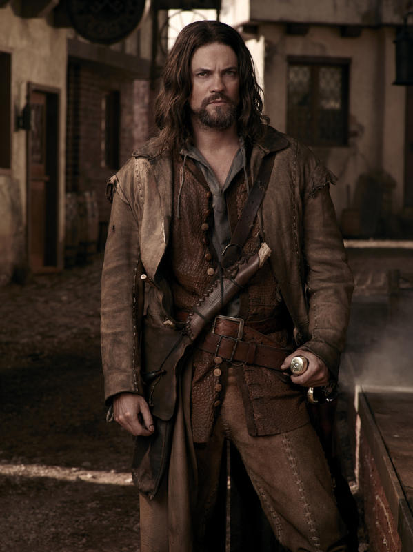 Shane West as John Alden
