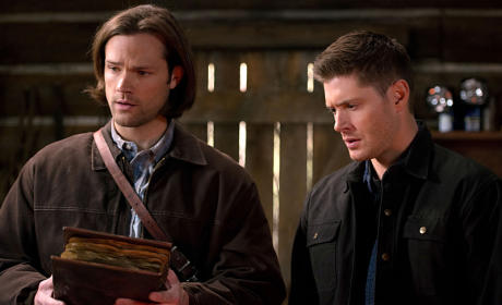Sam and Dean - Supernatural Season 10 Episode 18