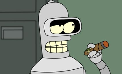 """Futurama Review: """"Lethal Inspection"""""""
