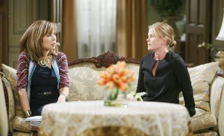 Looking Scared - Days of Our Lives