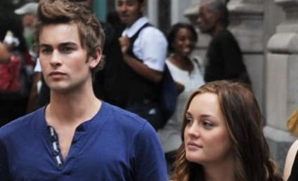 More Photos From the Set of Gossip Girl