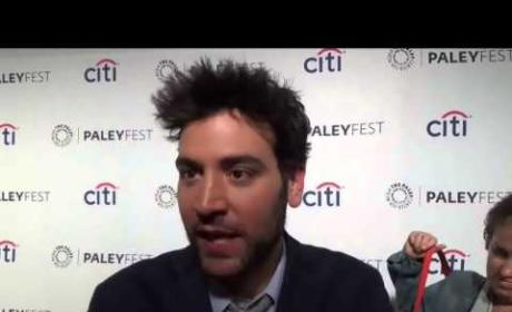 Josh Radnor PaleyFest Interview