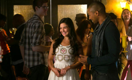 The Originals Spoilers: Danielle Campbell on Connecting With Elijah, Wrangling Her Powers and More!
