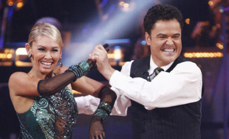 Dancing with the Stars Recap: Rumba and Samba