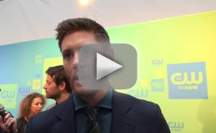 Jensen Ackles Upfront Interview