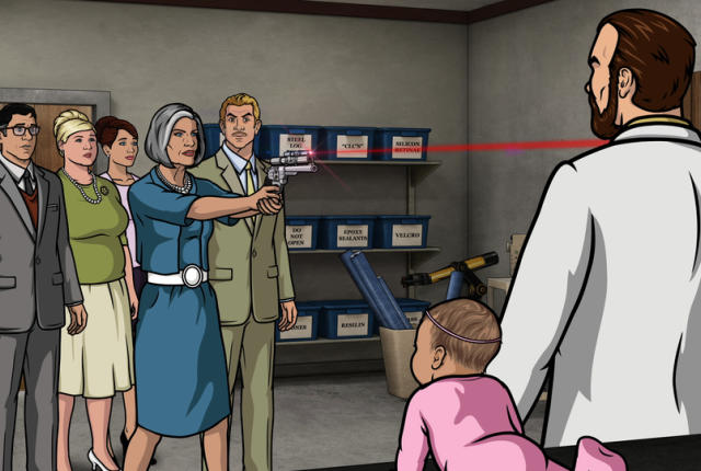Watch archer season 6 episode 2 online tv fanatic - Archer episodes youtube ...