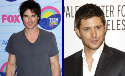 Tournament of TV Fanatic Finals: Ian Somerhalder vs. Jensen Ackles