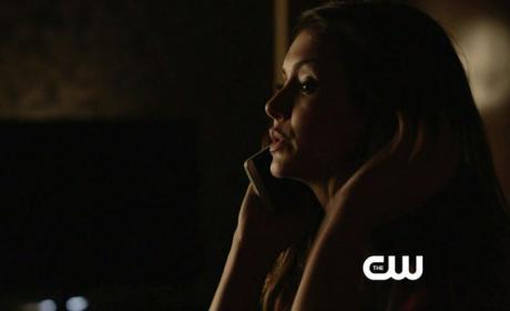 Katherine as Elena
