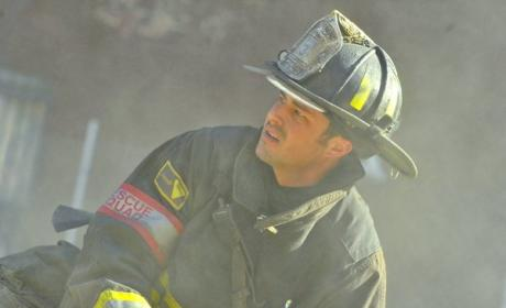 What Will Severide Do?