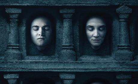Game of Thrones Season 6 Character Posters: They're ALL DEAD!