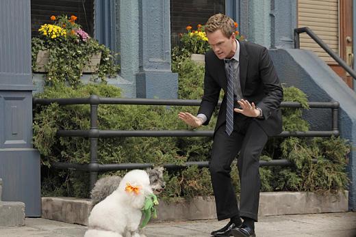 Barney's New Wingman