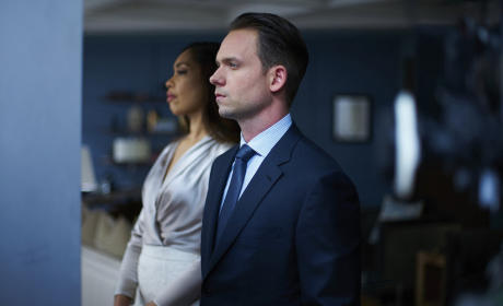 Jessica & Mike - Suits Season 5 Episode 7