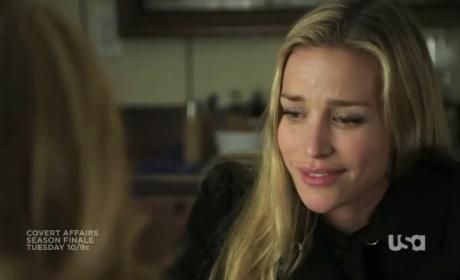Covert Affairs Review: Many The Milestone