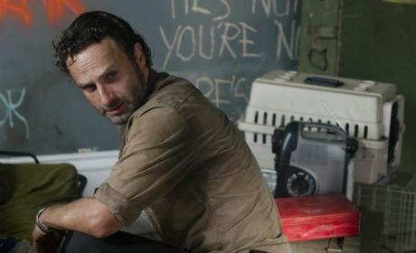 The Walking Dead Scoop: Rick's Journey, Andrea's Choice and More!