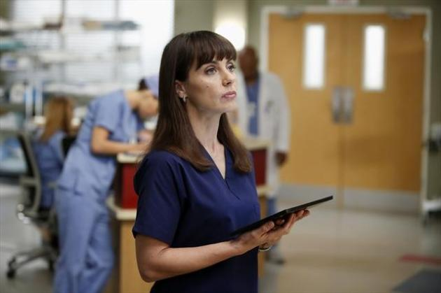Constance Zimmer Grey's Anatomy Photo