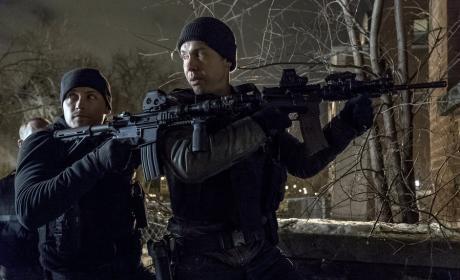 Night Raid - Chicago PD Season 3 Episode 14