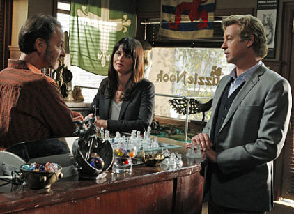 Watch The Mentalist Season 2 Episode 21 Online