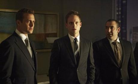 Suits Season Premiere Pic