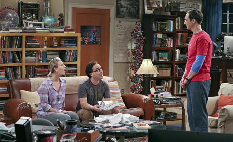 Does Sheldon Have a Plan? - The Big Bang Theory Season 9 Episode 2