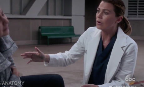 Grey's Anatomy Sneak Peek: Where Does It Hurt?