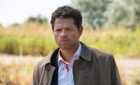 Cas in the Wind - Supernatural Season 10 Episode 3