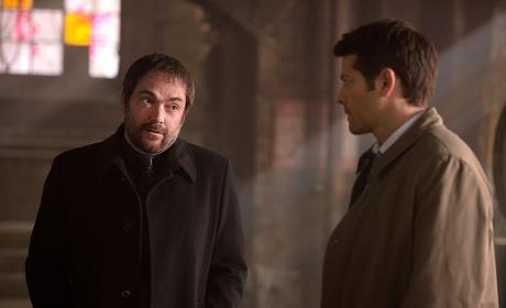 Angels and Demons - Supernatural Season 10 Episode 23