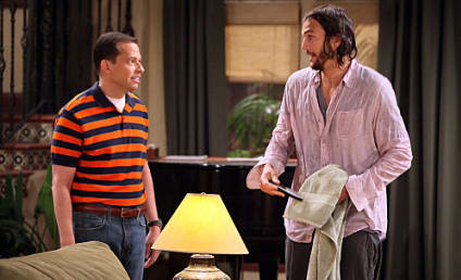 Two and a Half Men Review: Nice to Meet You, Walden Schmidt