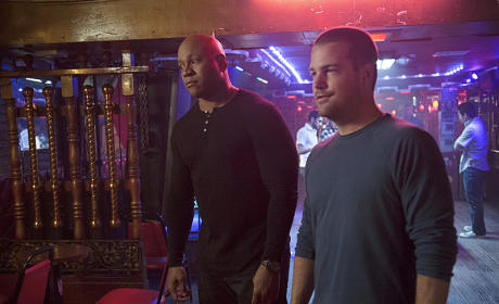 NCIS: Los Angeles Review:  Death by Underwear