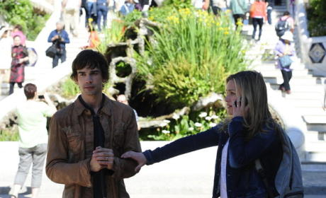 Covert Affairs Review: Send Auggie On Over