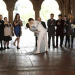 Gossip Girl Wedding Photo