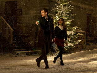 Doctor And Clara Walk
